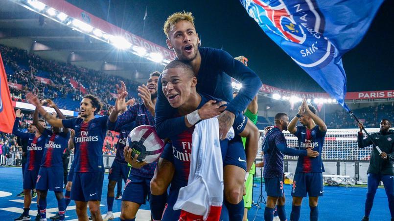 FOOTBALL : Paris Saint Germain vs Olympique Lyonnais - Ligue 1 - Paris - 07/10/2018